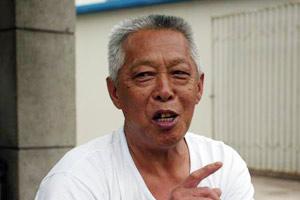 北京卫戍区某警卫团原团长何训祥