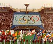1980年莫斯科奥运会开幕