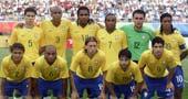 08奥运 罗纳尔迪尼奥 小罗 巴西足球队