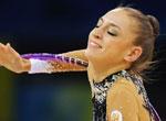 艺术体操:俄罗斯选手卡纳耶娃