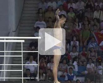 跳水 周吕鑫 08奥运