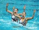 花样游泳,奥运,北京奥运