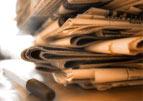 报纸发行量骤减