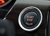 宝马新3系发动机启动按钮