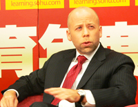 EF英孚教育成人英语事业部中国区总裁