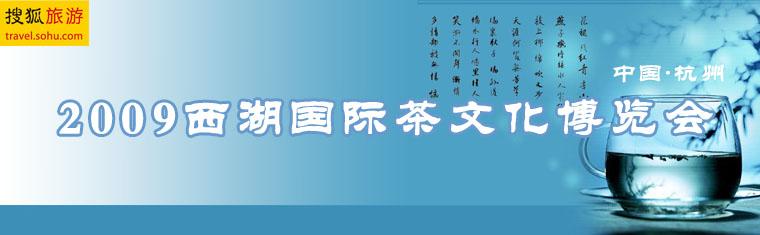 2009中国杭州茶文化博览会 搜狐旅游