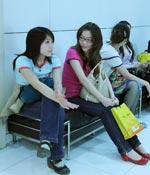 交流 最爱女主播 2009上海车展
