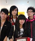 我的亲友团 最爱女主播 2009上海车展
