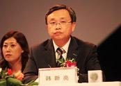 天津泰达工厂副总经理韩新亮先生