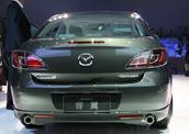 Mazda6睿翼 上市 现场 实拍图 外观
