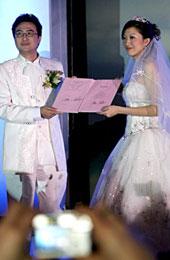 王楠郭斌大婚,王楠结婚,王楠,乒乓球,郭斌,张怡宁,婚礼,王楠大婚,王楠,乒乓球