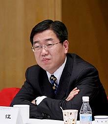 国家旅游局副局长 中国旅游研究院院长 杜江
