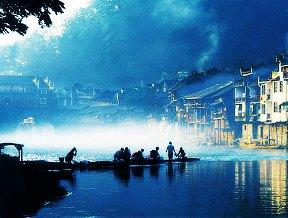 梦里的风雨边城——凤凰古城