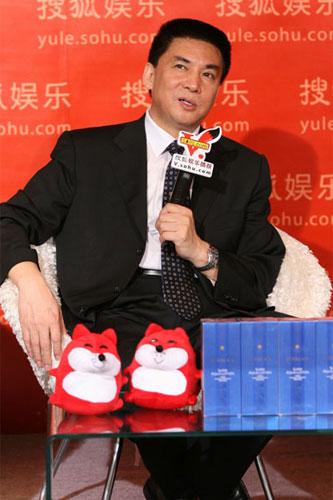 中国广播影视节目中心总经理马润生