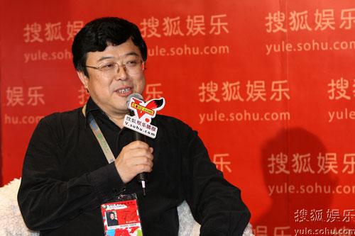 华谊兄弟天意影视总经理吴毅
