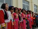 羌族少儿合唱团的雏形