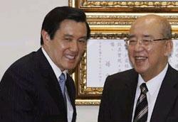吴伯雄表示可讨论由马英九兼任国民党主席