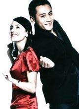 刘烨与娇妻甜蜜出镜