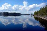 夏日清新之旅 探秘芬兰千湖世界