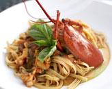 Spasso Italian招牌菜:波士顿龙虾扁意粉