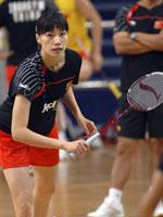 谢杏芳,羽毛球世锦赛,印度羽毛球世锦赛