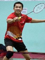 陶菲克,羽毛球世锦赛,印度羽毛球世锦赛