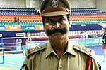 警察,羽毛球世锦赛