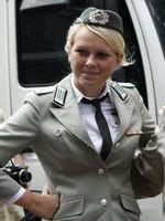 德国美女警察